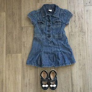 Baby Gap Toddler Jean Dress size 3T